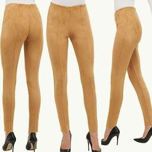 Nygard NWT camel luxe slims Legging sz 2-4 Xsmall